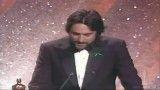 سخنرانی رابرت دنیرو پس از دریافت جایزه اسکار