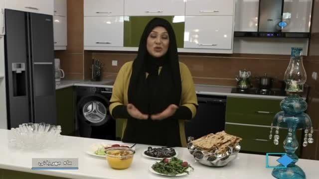 برنامه ماه مهربانی با حضور خانم نسرین مقانلو