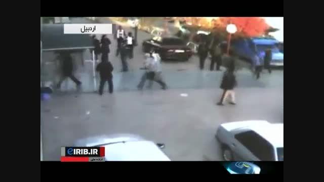 کتک کاری در بیمارستان اردبیل و دستگیری عاملان!