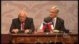 دزدی رییس جمهور کشور چک