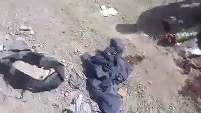 هلاکت 33 تروریست داعشی در کمین نیروهای مردمی