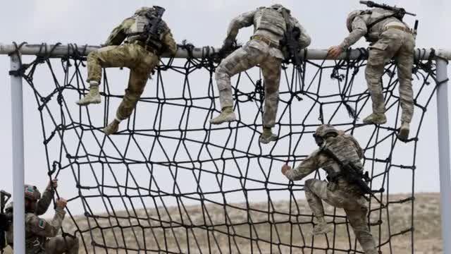 داعش در مقابل 95 هزار نیروی ویژه روسی آموزش دیده-سوریه