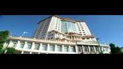 هتل مشهد،  هتل بین المللی قصر طلایی در مشهد، رزرو هتل مشهد