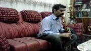 نی نوازی زیبای آقای محمد نراقی از شهر زیبای دزفول