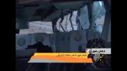 کشته و زخمی در تصادف کامیون و اتوبوس در قوچان