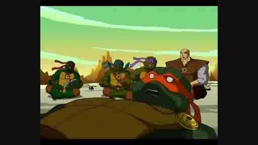 لاکپشت های نینجا 2003 فصل اول قسمت اول دوبله فارسی