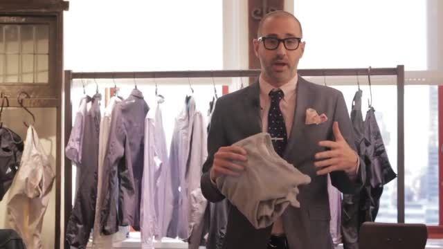 آنچه هر مرد جذابی باید در کمد لباس خود داشته باشد