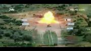 حمله حزب الله به پایگاه نظامی اسراییل