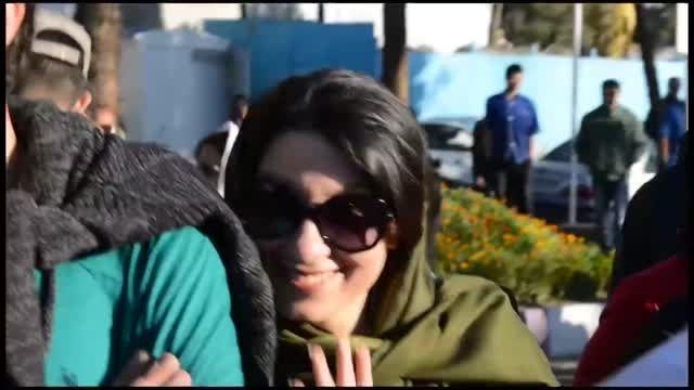 نماهنگ استقبال از محمدجواد ظریف