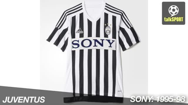 پیراهن های جدید تیم های اروپایی با اسپانسر های قدیمی(1)