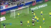 فرانسه 1-0 سوئد - گل بازی (دیدار دوستانه ملی)