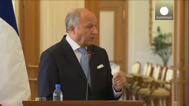 فابیوس در تهران: مبارزه با افراطگرایی در ایران و فرانسه