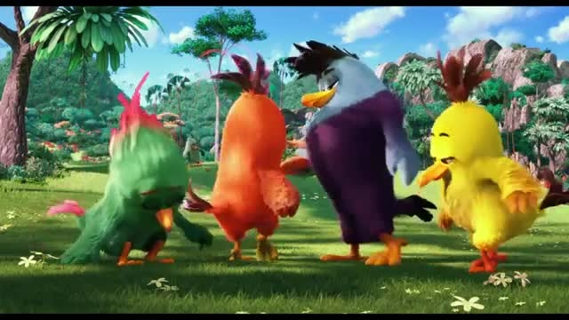 (THE ANGRY BIRDS MOVIE Trailer (2016