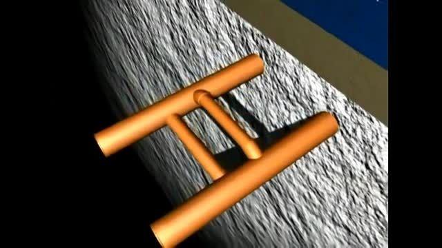 طولانی ترین تونل دنیا قسمت 3 www.Sakhtemanco.com