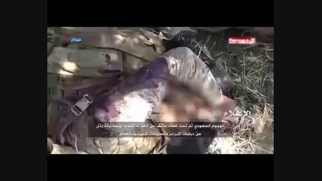دهها کشته و زخمی ارتش سعودی در حمله ناکام به جیزان!