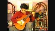 اجرای آهنگ Garottin توسط استاد ناصر رسا