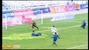 خلاصه بازی: گسترش فولاد ۲-۲ استقلال خوزستان