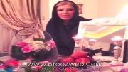 تبریک نیوشا ضیغمی برای نوروز 93