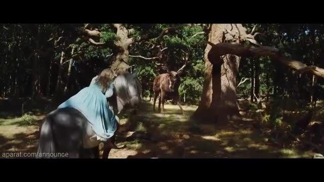 تریلر جدید فیلم سیندرلا Cindrella (دیزنی 2015) شماره 1