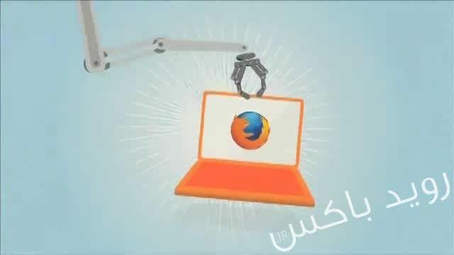 مرورگر سریع و امن فایرفاکس برای اندروید - روید باکس