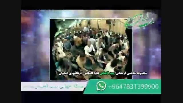 ملا علی پاشازاده - شعبان 92 -میلاد حضرت علی اکبر