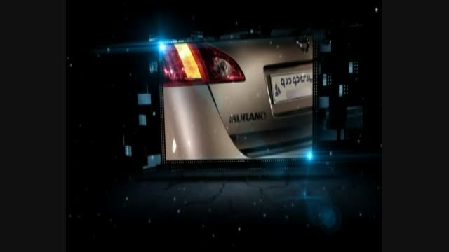خودروی شاسی بلند لوکس نیسان مورانو، محصول پارس خودرو