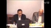 سخنرانی دکترجهانگیری در شورای برنامه ریزی توسعه خوزستان