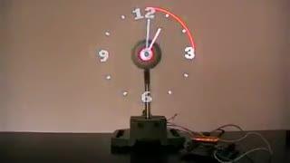 ساعتی زیبا!!!!!!!خیلی دوس دارم یکی مثلش داشته باشم