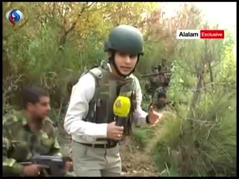 دستگیری یکی از فرماندهان داعش در صلاح الدین عراق
