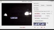 شناسایی پلاک خودرو در شب
