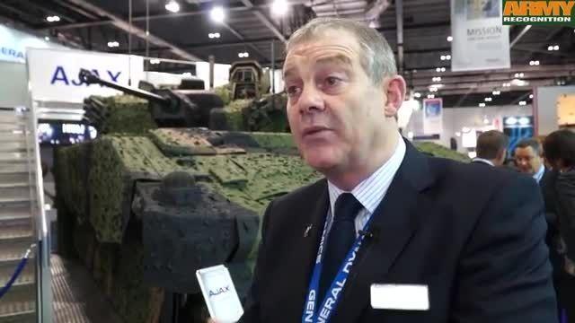 روز دوم نمایشگاه دفاعی لندن 2015