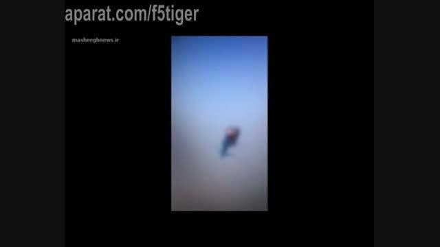 فیلم داعش از لحظه سرنگون کردن هواپیمای مسافربری روسیه