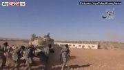 لحظه ورود داعش به کوبانی