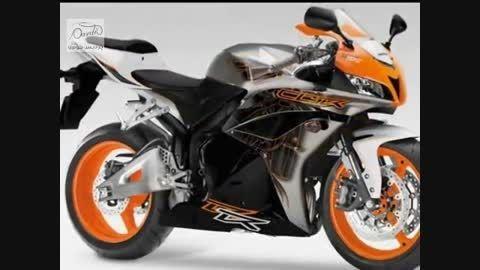 جالب ترین موتورسیکلت های دنیا