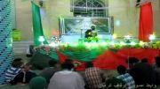 جشن میلاد کوثر در امامزاده محمد صالح انار
