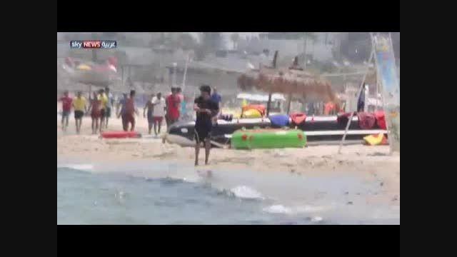 حمله تروریستی داعش به شهر ساحلی سوسه تونس