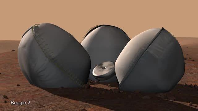 بعد از 11 سال سرنخی از کاوشگر بیگل 2 بدست آمده است!