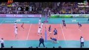 ایتالیا ۱-۳ ایران ( لیگ جهانی والیبال)
