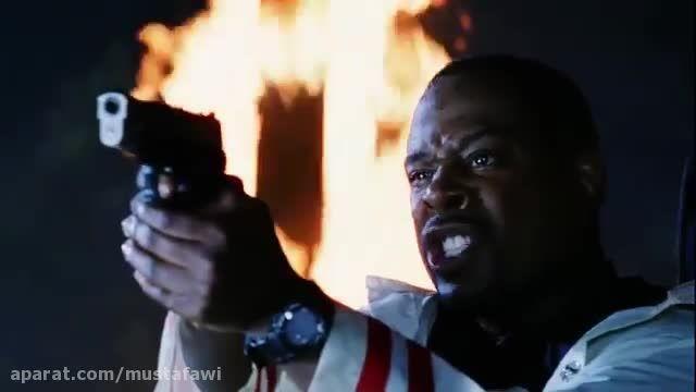 صحنه درگیری با نژادپرستان فیلم پسران بد 2