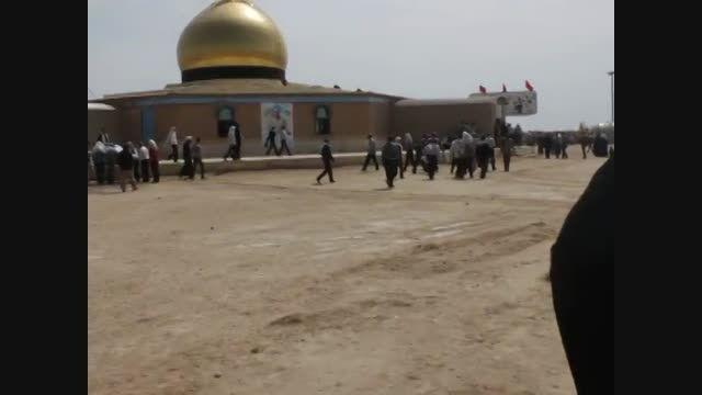 ویدئو هایی از مناطق عملیاتی جنوب کشور-اسفند93