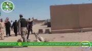 عملیات گردان های امام علی (ع) در منطقه یثرب با داعش