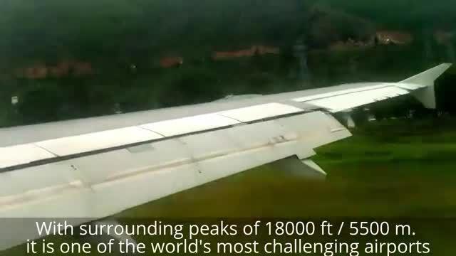 25 فرودگاه خطرناک جهان