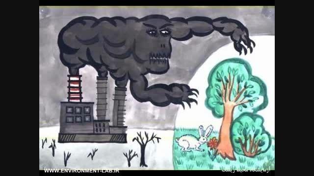 آلودگی های محیط زیستی