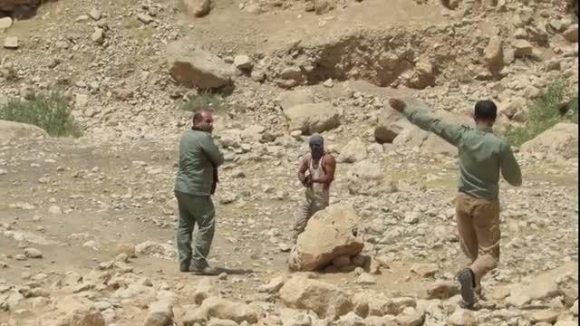 درگیری مسلحانه محیط بان و شکارچی شرور با اسلحه جنگی