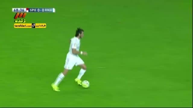 خلاصه بازی اسپورتینگ خیخون 0-0 رئال مادرید