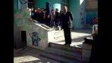 برگزاری جشن انقلاب توسط دانش آموزان دبستان پسرانه مفتاح دانش
