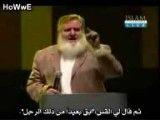 مبلّغ مسیحی که مسلمان شد(زیر نویس عربی)