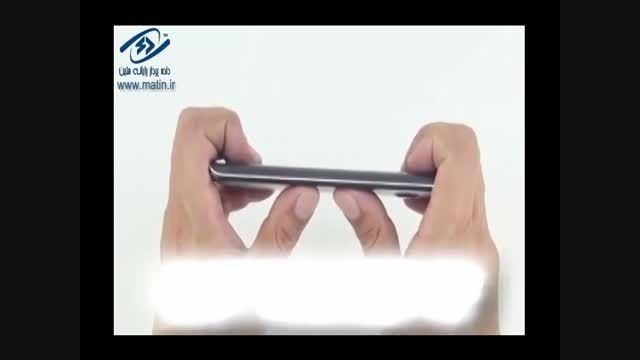 تست خم شدن Galaxy S۶ Edge تا تهدیدی جدی برای رقیبان