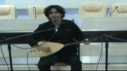 قطعه ای بسیار زیبا از استاد نوید مثمر(اجرا در ترکیه)