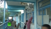 جنایت حمله به مدرسه سازمان ملل و کشتار کودکان بیگناه